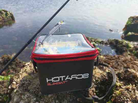 Quel est le matériel pour la pêche ?