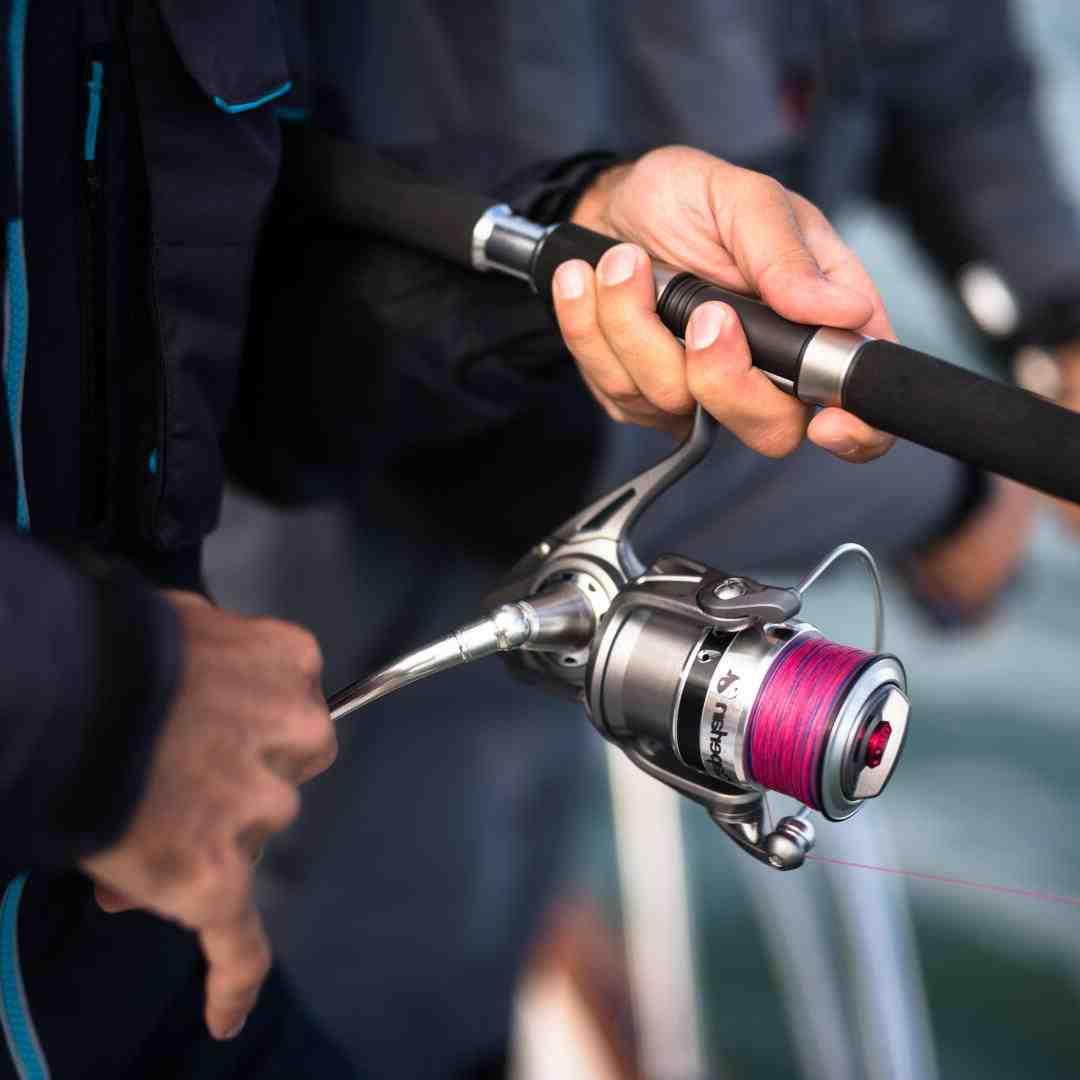 Quel fil utiliser pour la pêche en mer ?