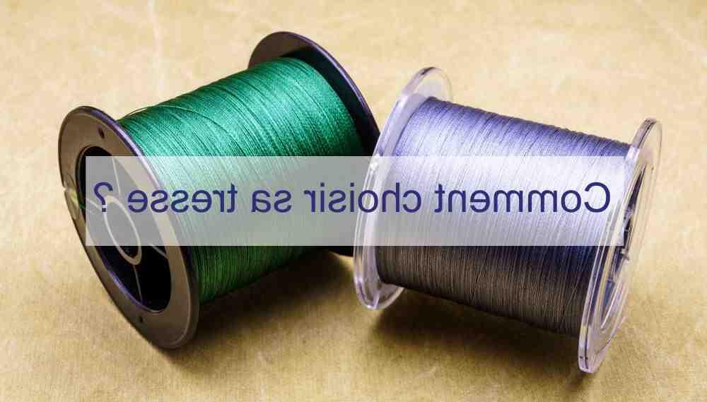 Quel type de fil Mettre selon la taille de son moulinet ?