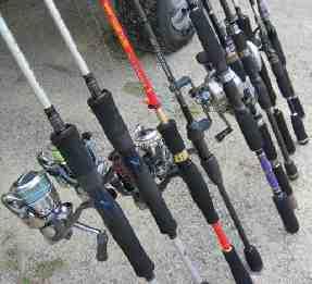 Quelle puissance pour canne à pêche ?