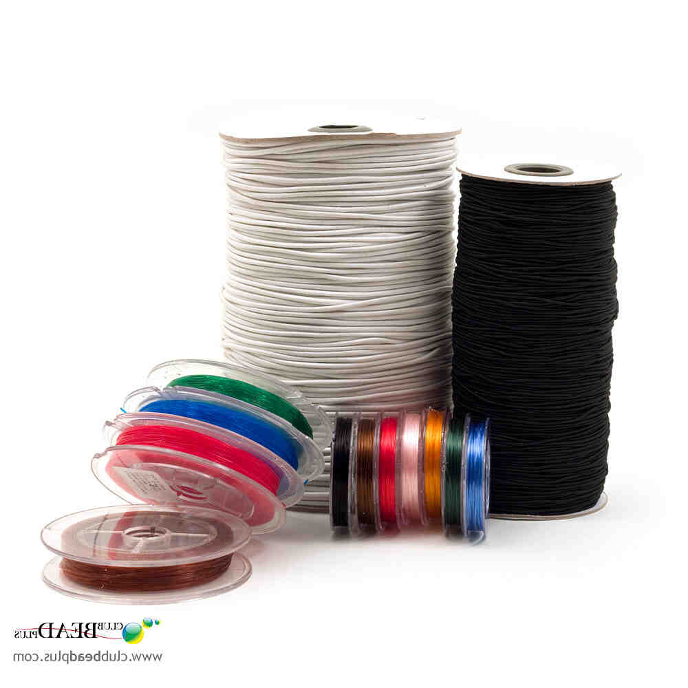 Où acheter du fil elastique pour bracelet ?