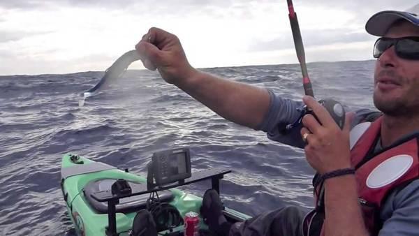 Peche en bord de mer au bouchon