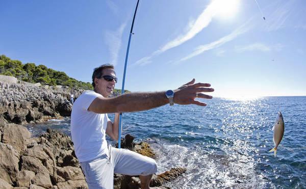 sortie peche en mer