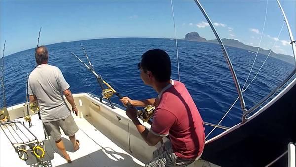 peche bord de mer debutant