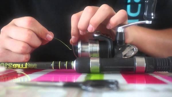 fil de peche nanofil
